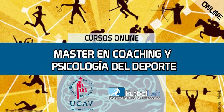 غطاء الدورةماجستير في علم النفس الرياضي والتدريب (UCAV)