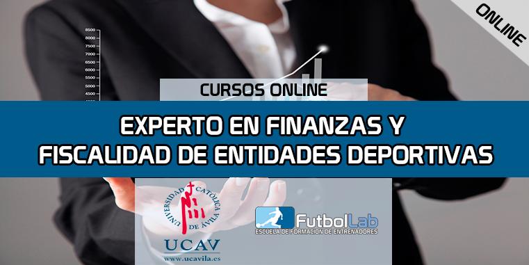 课程封面体育实体财务和税收专家(UCAV)