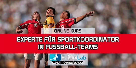 KursabdeckungExperte für Fußball-Mannschaftssportkoordinatoren