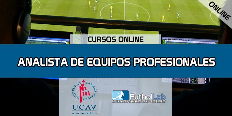 KursabdeckungProfessioneller Teamanalytiker (Katholische Universität von Ávila)