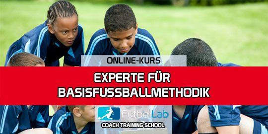 KursabdeckungExperte für Fußball-Basismethoden