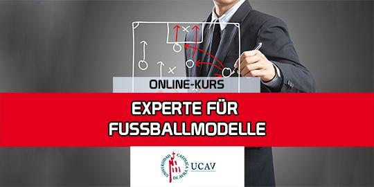 KursabdeckungExperte für Fußballspielmodelle (Katholische Universität von Ávila)