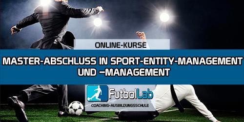 KursabdeckungMaster in Administration und Management von Sportunternehmen