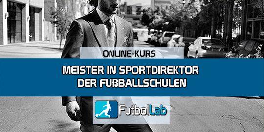 KursabdeckungSportdirektor der Fußballschulen