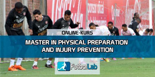 KursabdeckungMaster in körperlicher Vorbereitung und Prävention von Verletzungen