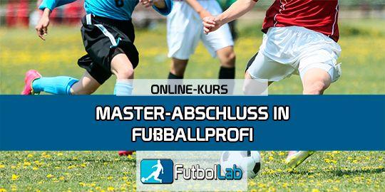 KursabdeckungMaster in Fußballprofi