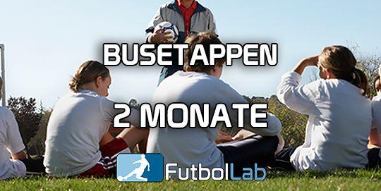 Kursabdeckung2-monatiges Trainerpraktikum