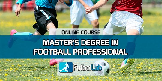 Course CoverMaster in Soccer Professional