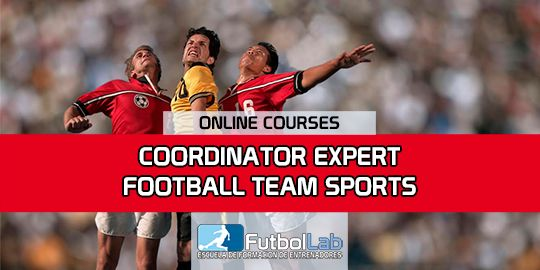 Course CoverSoccer Team Sports Coordinator Expert