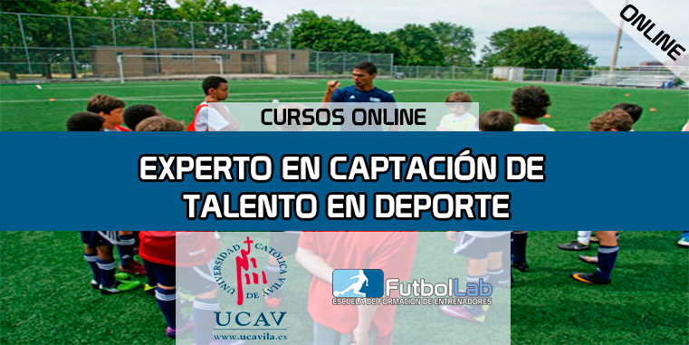 Course CoverExpert in Talent Recruitment in Sport (UCAV)