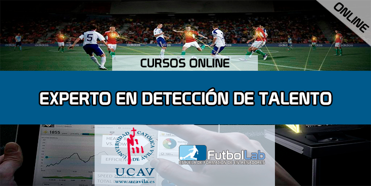 Course CoverTalent Detection Expert (UCAV)