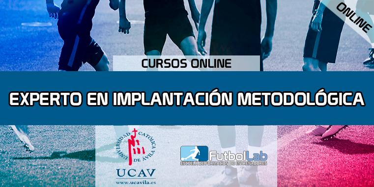 Course CoverExpert in Methodological Implementation (UCAV)
