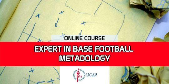 Course CoverExpert in Base Football Methodology (Catholic University of Ávila)