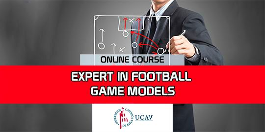 Course CoverExpert in Soccer Game Models (Catholic University of Ávila)