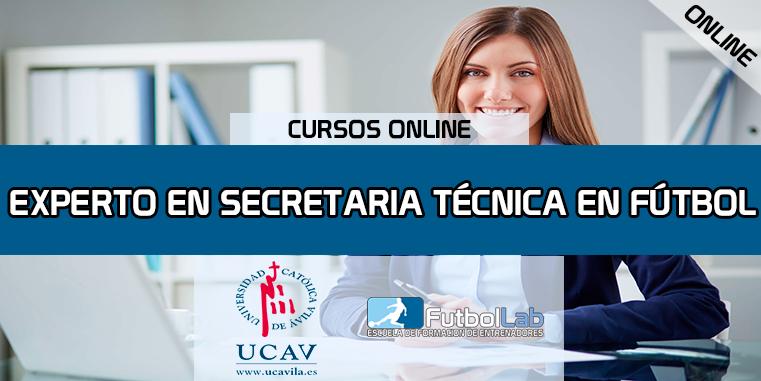 Course CoverExpert in Technical Secretary in Soccer (UCAV)