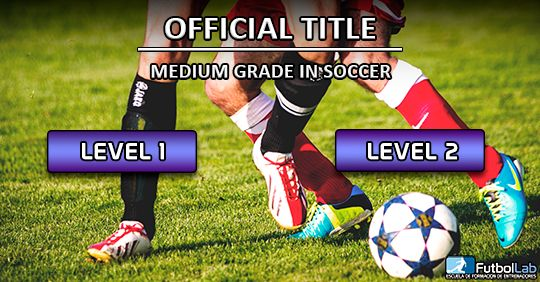 Course CoverOfficial Middle Degree Degree in Soccer