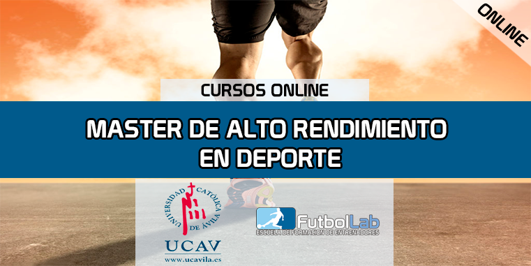 Course CoverMaster of High Performance in Sports (Catholic University of Ávila)