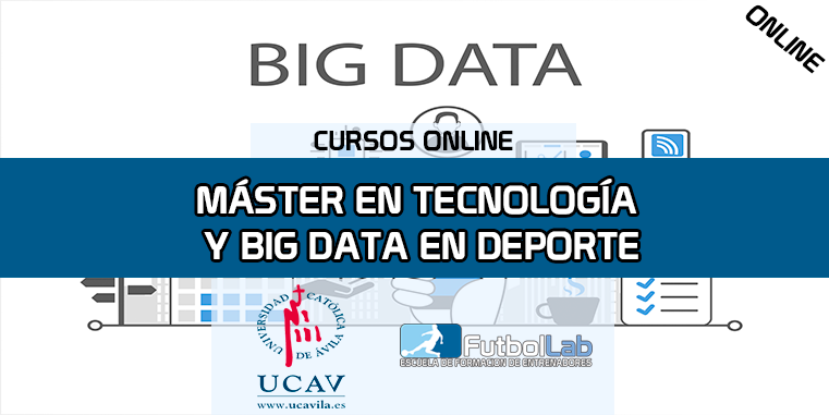 Course CoverMaster in Technology and Big Data in Sport (UCAV)
