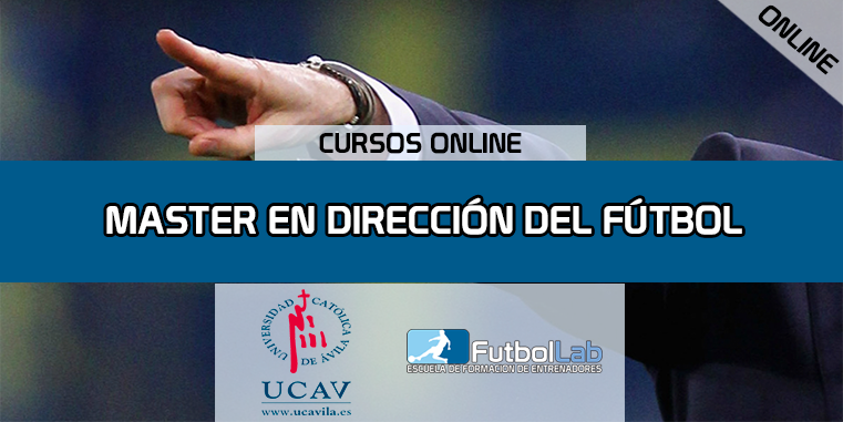 Course CoverMaster in Soccer Management (Catholic University of Ávila)