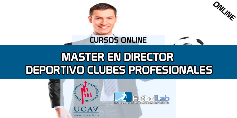 Course CoverMaster in Sports Director Professional Clubs (UCAV)