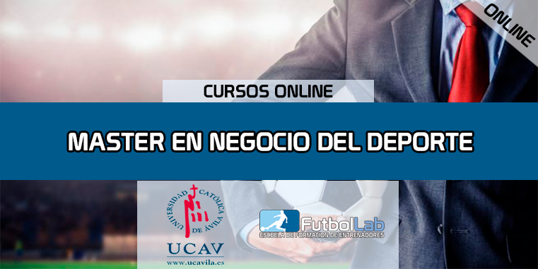 Course CoverMaster in Sports Business (UCAV)
