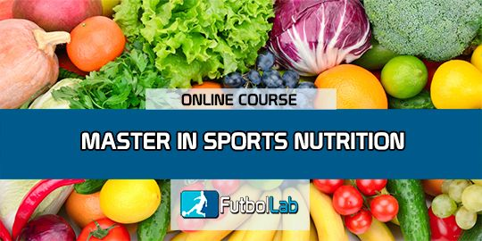 Course CoverMaster in Sports Nutrition