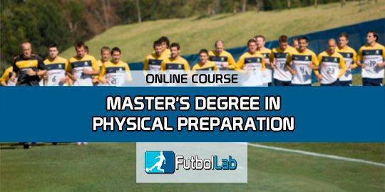 Course CoverMaster in Physical Preparation