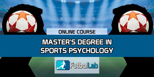 Course CoverMaster in Online Sports Psychology