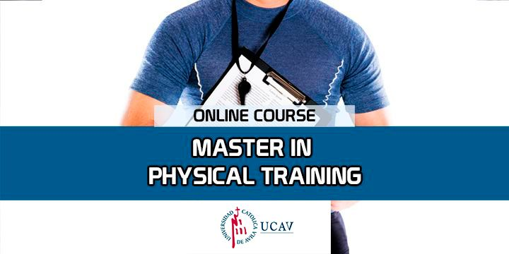 Course CoverMaster in Physical Preparation (Catholic University of Ávila)