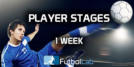 Course CoverInternship Player 1 Week