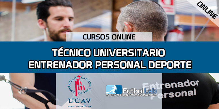 Course CoverExpert Personal Sports Trainer (Universidad Católica de Ávila)