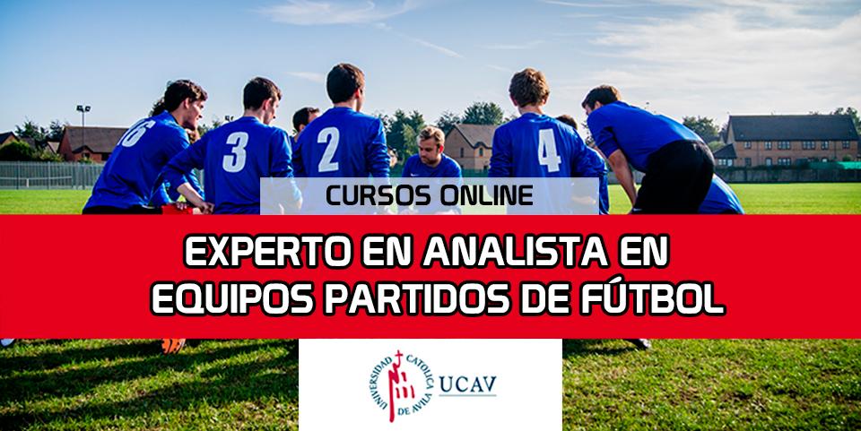 Portada del curso Analista en Equipos Profesionales (Universidad Católica de Ávila)