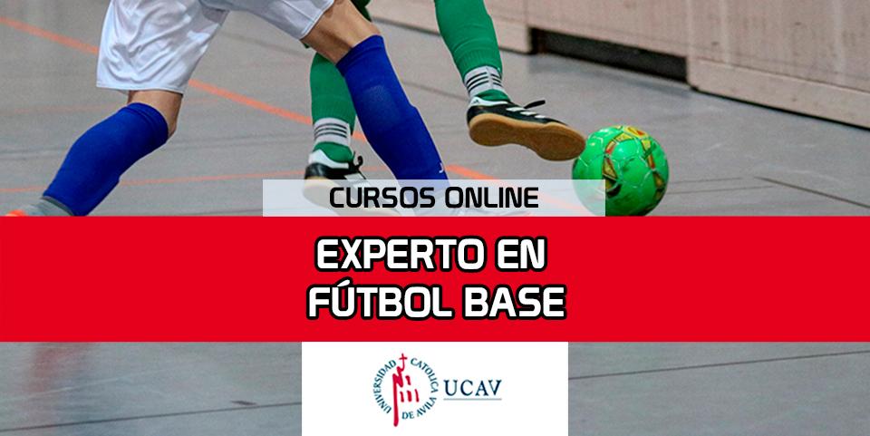 Portada del curso Experto Entrenador en Fútbol Base