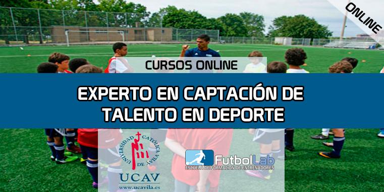 Copertura del corsoEsperto in Talent Recruitment in Sport (UCAV)