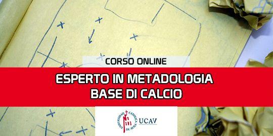 Copertura del corsoEsperto di metodologia calcistica di base (Università cattolica di Avila)