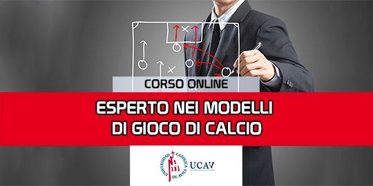 Copertura del corsoEsperto di modelli di giochi di calcio (Università cattolica di Avila)