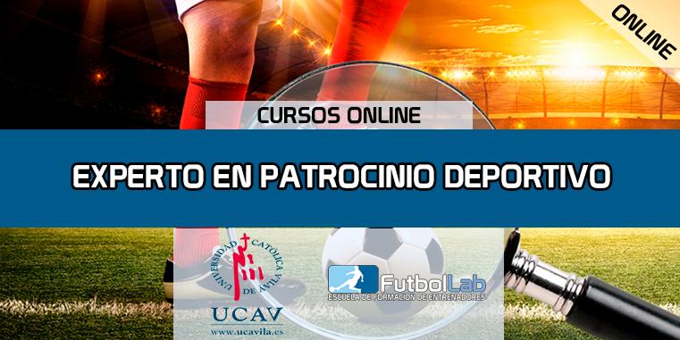 Copertura del corsoEsperto in sponsorizzazioni sportive (UCAV)