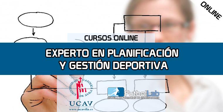 Copertura del corsoEsperto in pianificazione e gestione dello sport (Università cattolica di Avila)