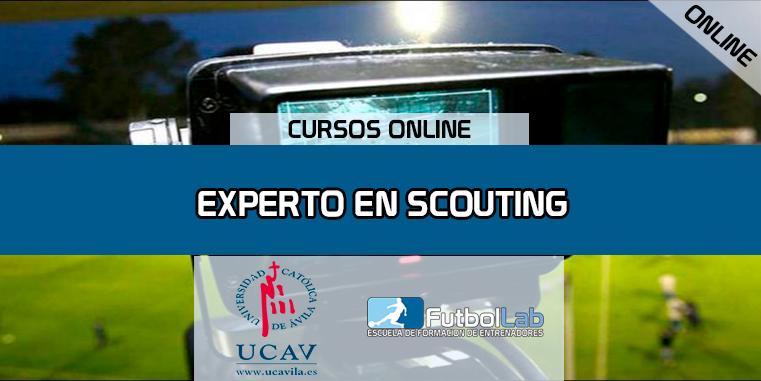 Copertura del corsoEsperto di scouting (UCAV)