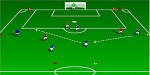 Copertura del corsoTecnico nella creazione di compiti nelle squadre di calcio (Universidad Católica Ávila)
