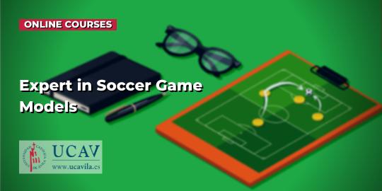 غطاء الدورةخبير في نماذج لعبة كرة القدم (الجامعة الكاثوليكية في أفيلا)