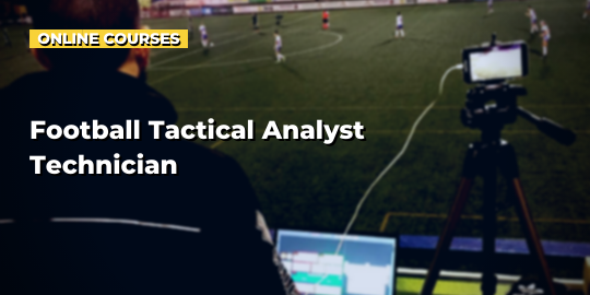 Course CoverFootball Tacnical Analyst