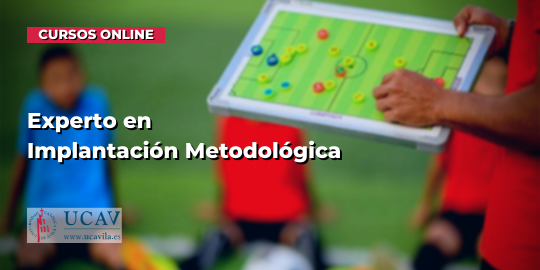 Copertura del corsoEsperto in implementazione metodologica (UCAV)