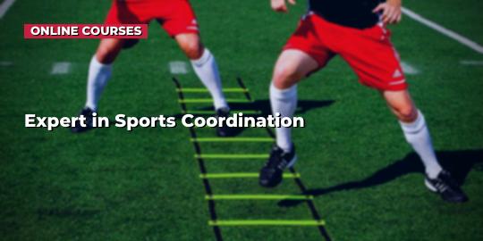 KursabdeckungExperte für Sportkoordination