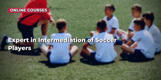 KursabdeckungExperte für Fußballspielervermittlung