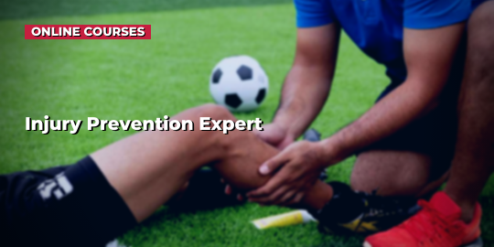 Course CoverInjury Prevention Expert