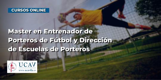 Copertura del corsoMaestro Portiere Allenatore Calcio e Direzione Scuole Portieri (UCAV)
