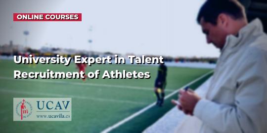 KursabdeckungExperte für Talentrekrutierung im Sport (UCAV)
