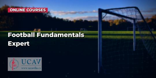 Обложка курсаОсновы футбольного эксперта (Католический университет Авила)
