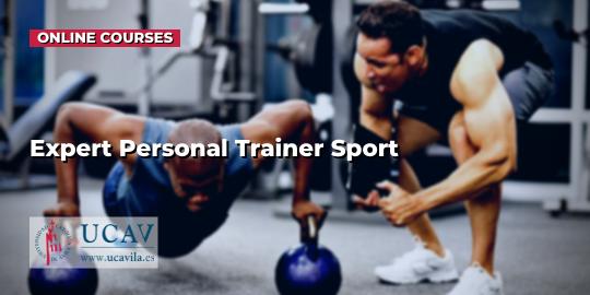 Course CoverExpert Personal Sports Trainer (Universidad Católica de Ávila)